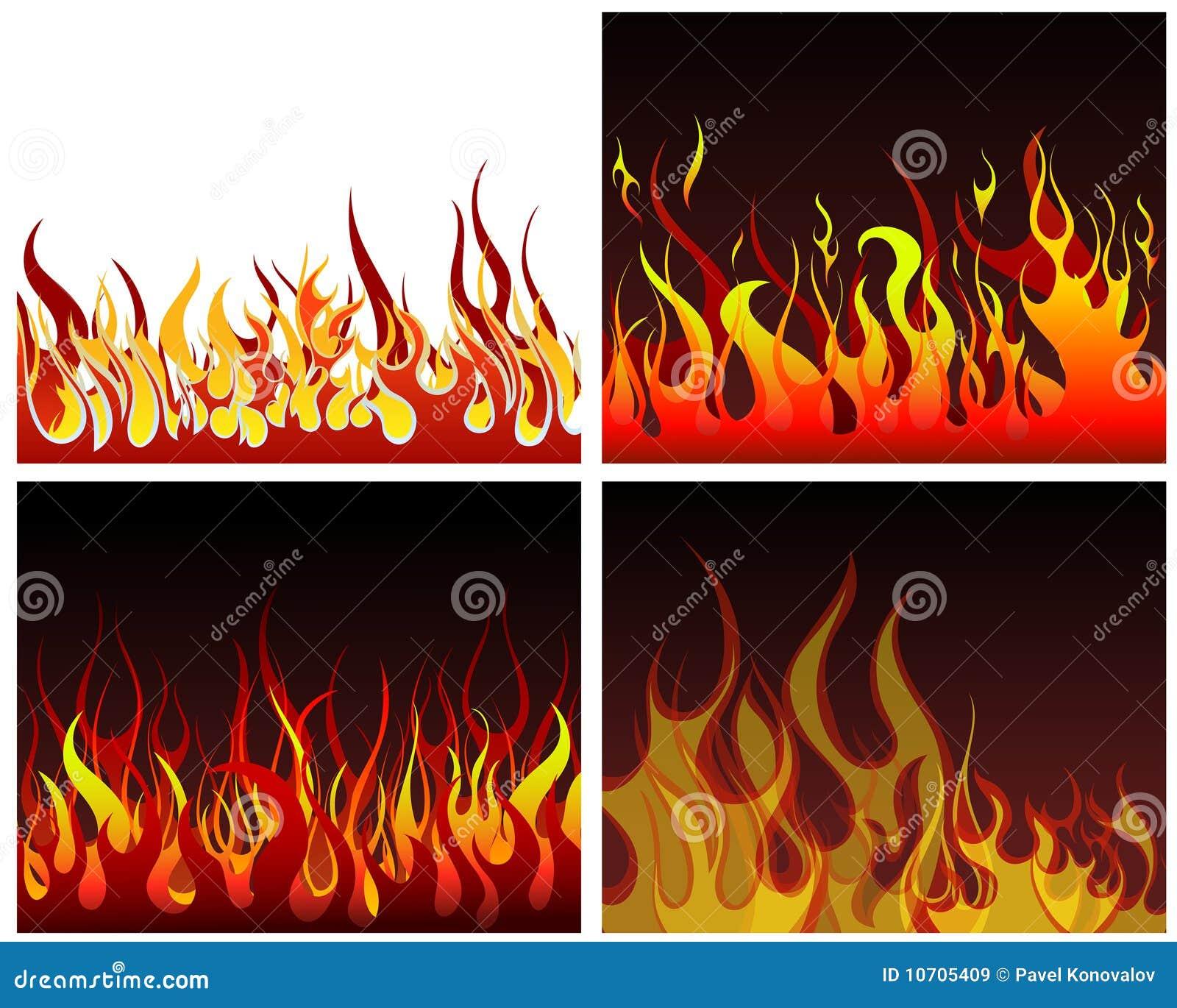 Los fondos del fuego fijaron