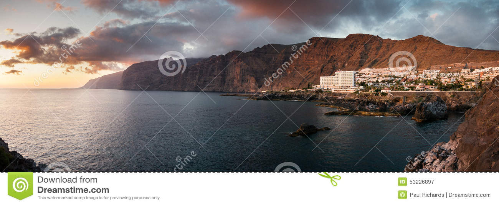 Los Gigantes, Tenerife