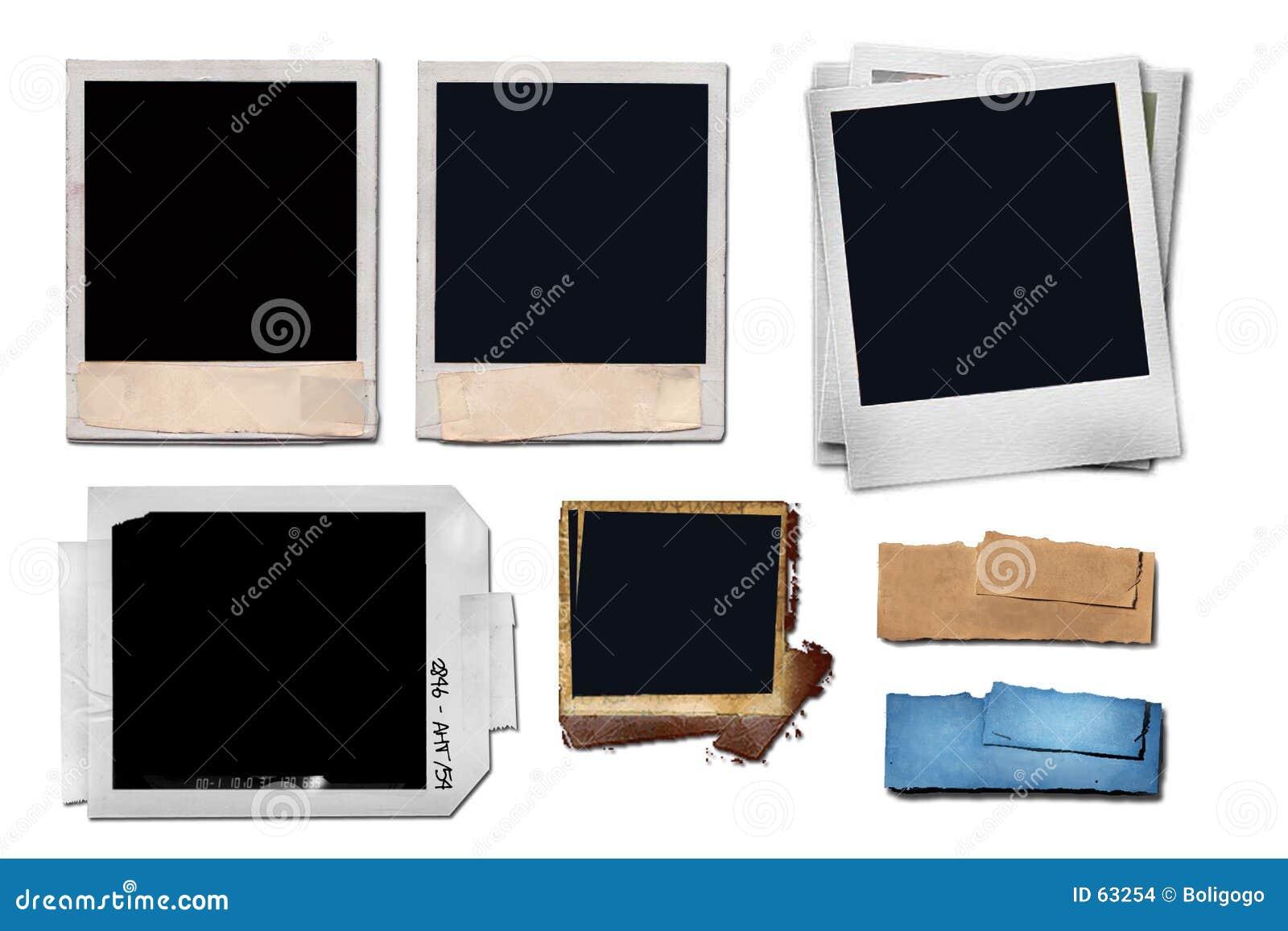 Los marcos - inserte su imagen