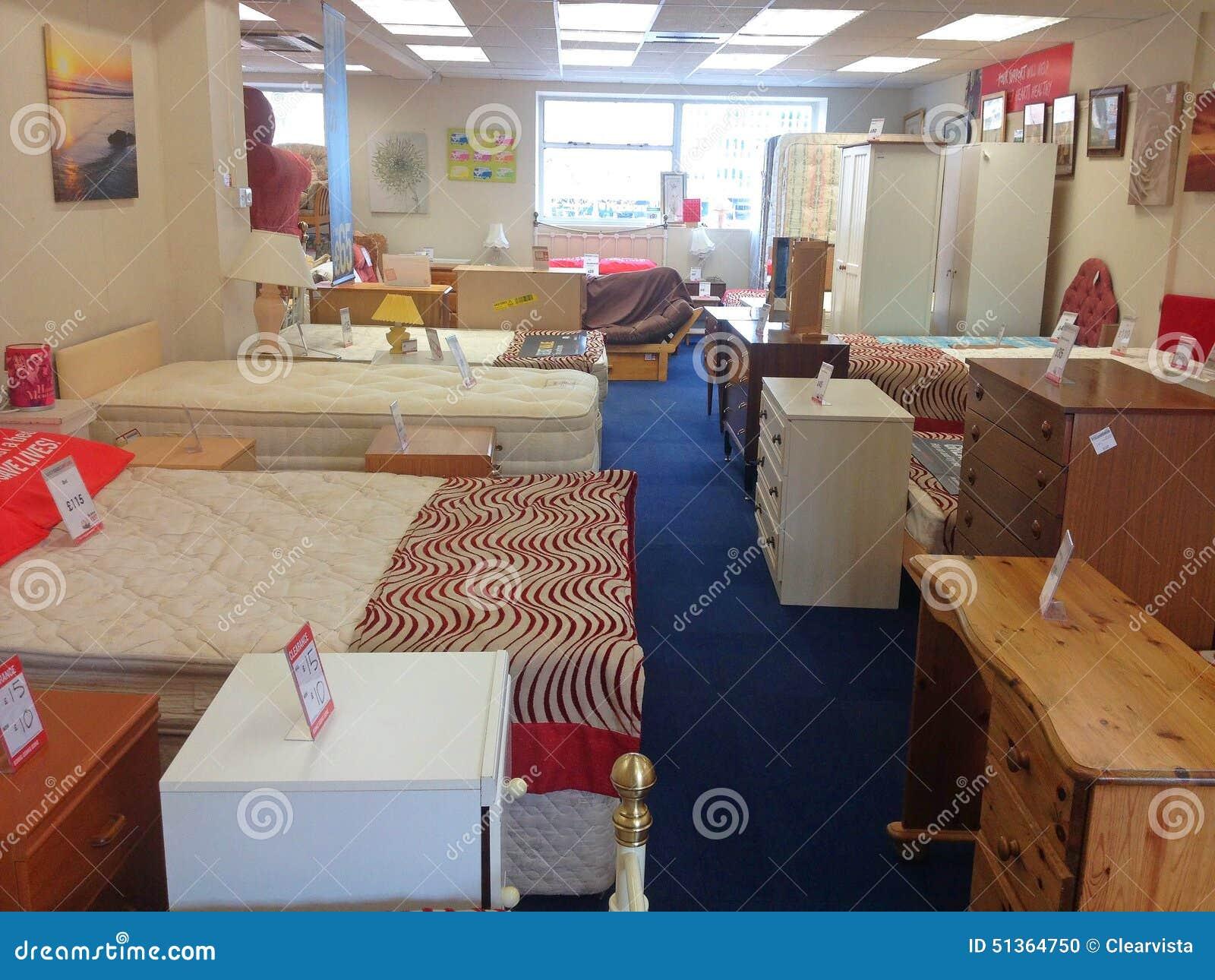 Los Muebles Dentro De Una Segunda Mano Utilizaron La Tienda De La  # Muebles Hotel Segundamano