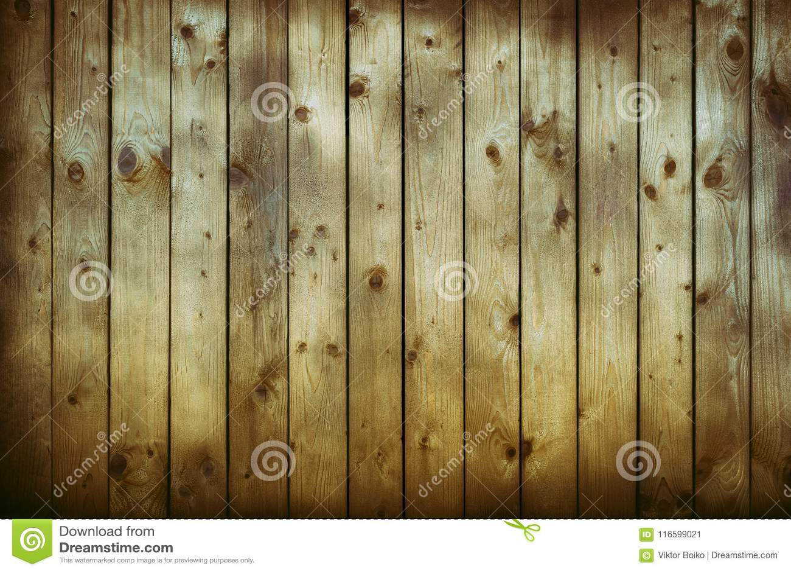 Los paneles de madera de Grunge