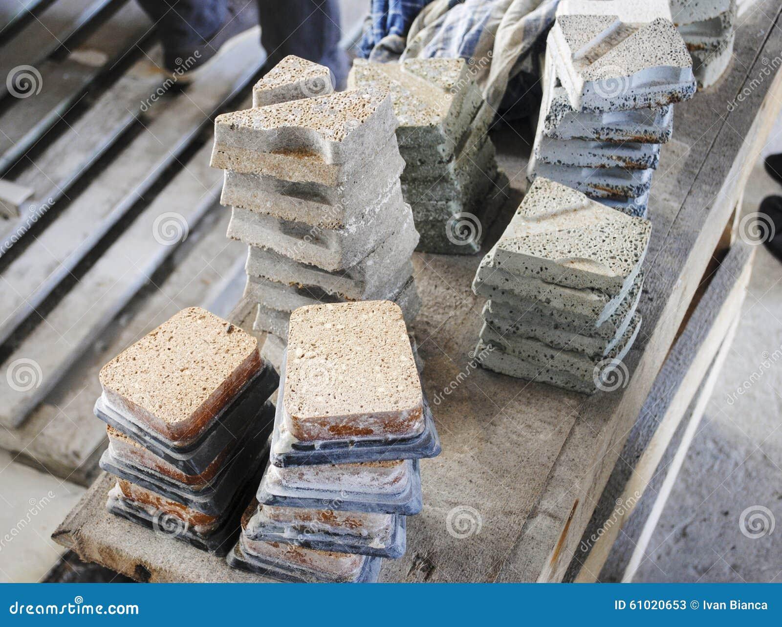 Los paneles de piedra naturales foto de archivo imagen 61020653 - Paneles de piedra natural ...