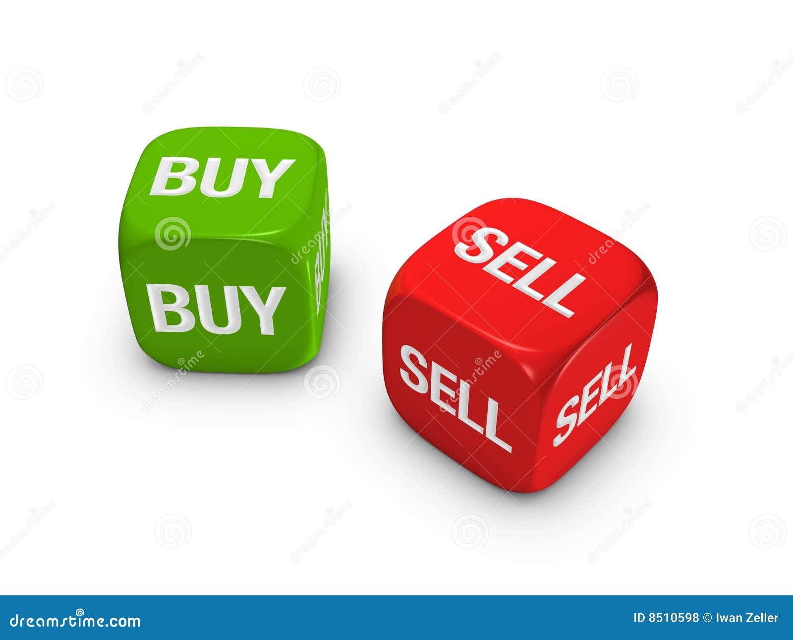 Los pares de rojo y de verde cortan en cuadritos con la compra, muestra de la venta