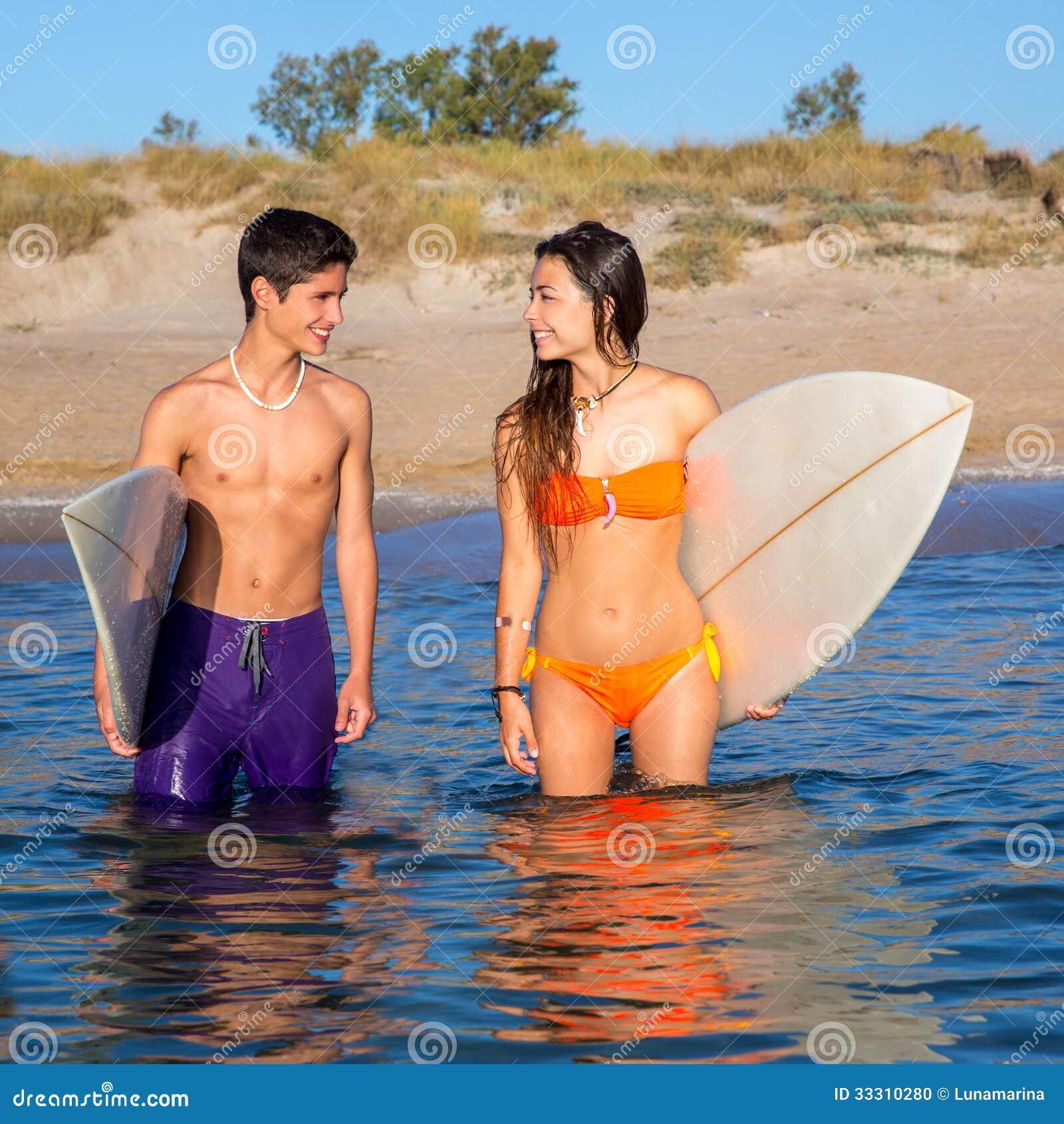 Atrapa todo lo adolescente playa