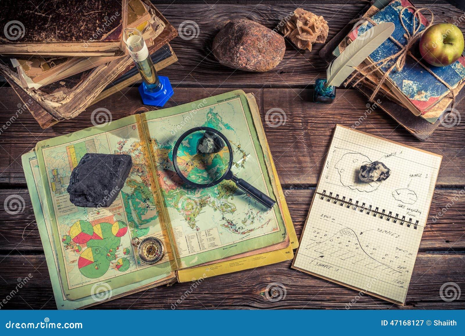 Los recursos naturales de la tierra discutidos en la geografía clasifican
