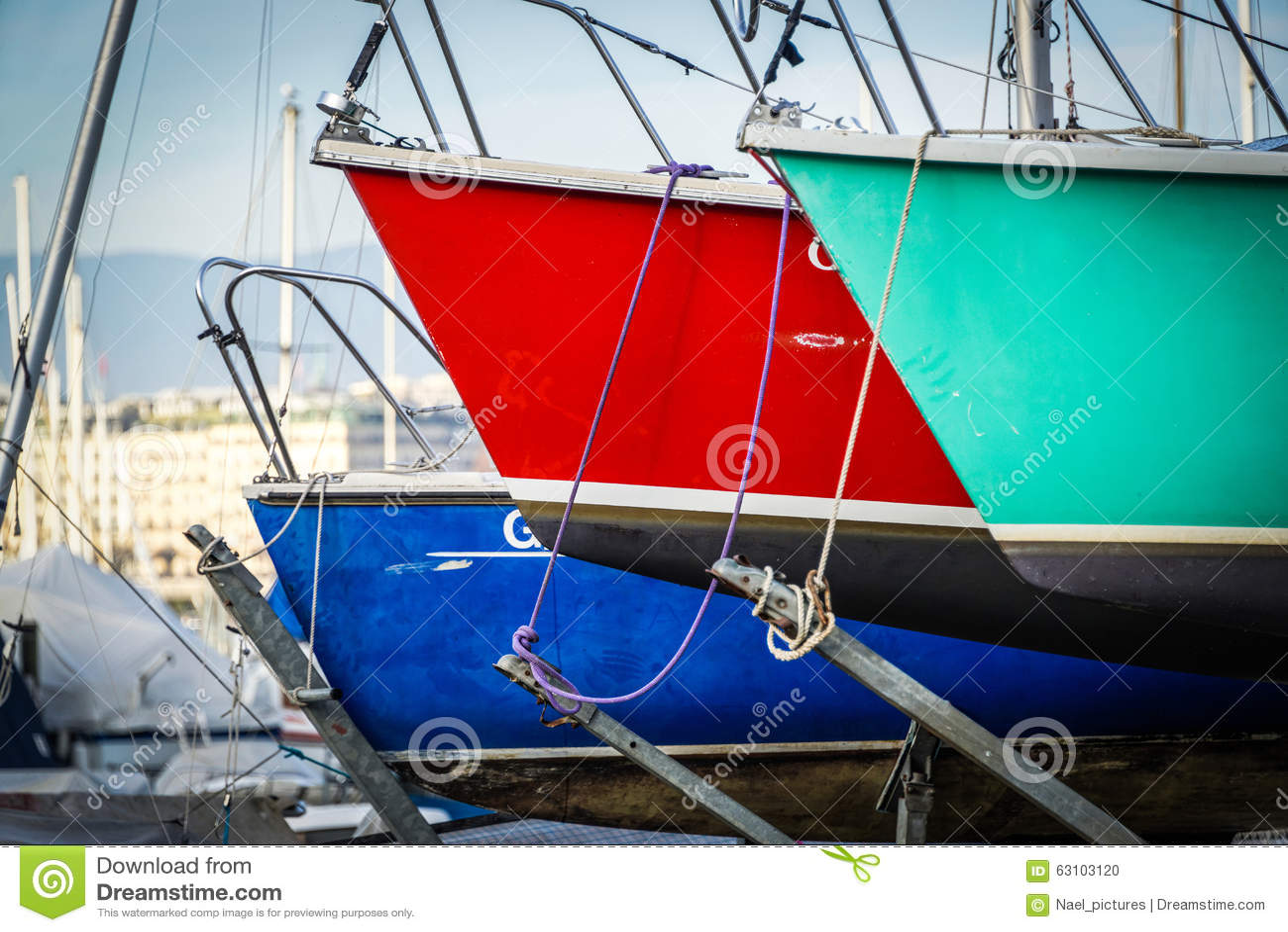 Los veleros