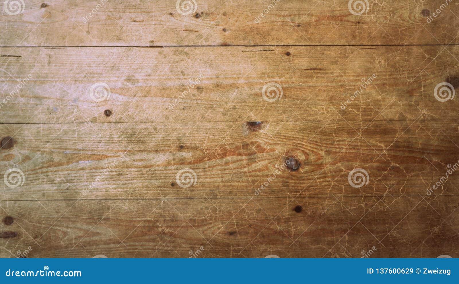 Los viejos tableros de piso de madera de pino detallan el fondo abstracto de la textura de la superficie del modelo del grunge