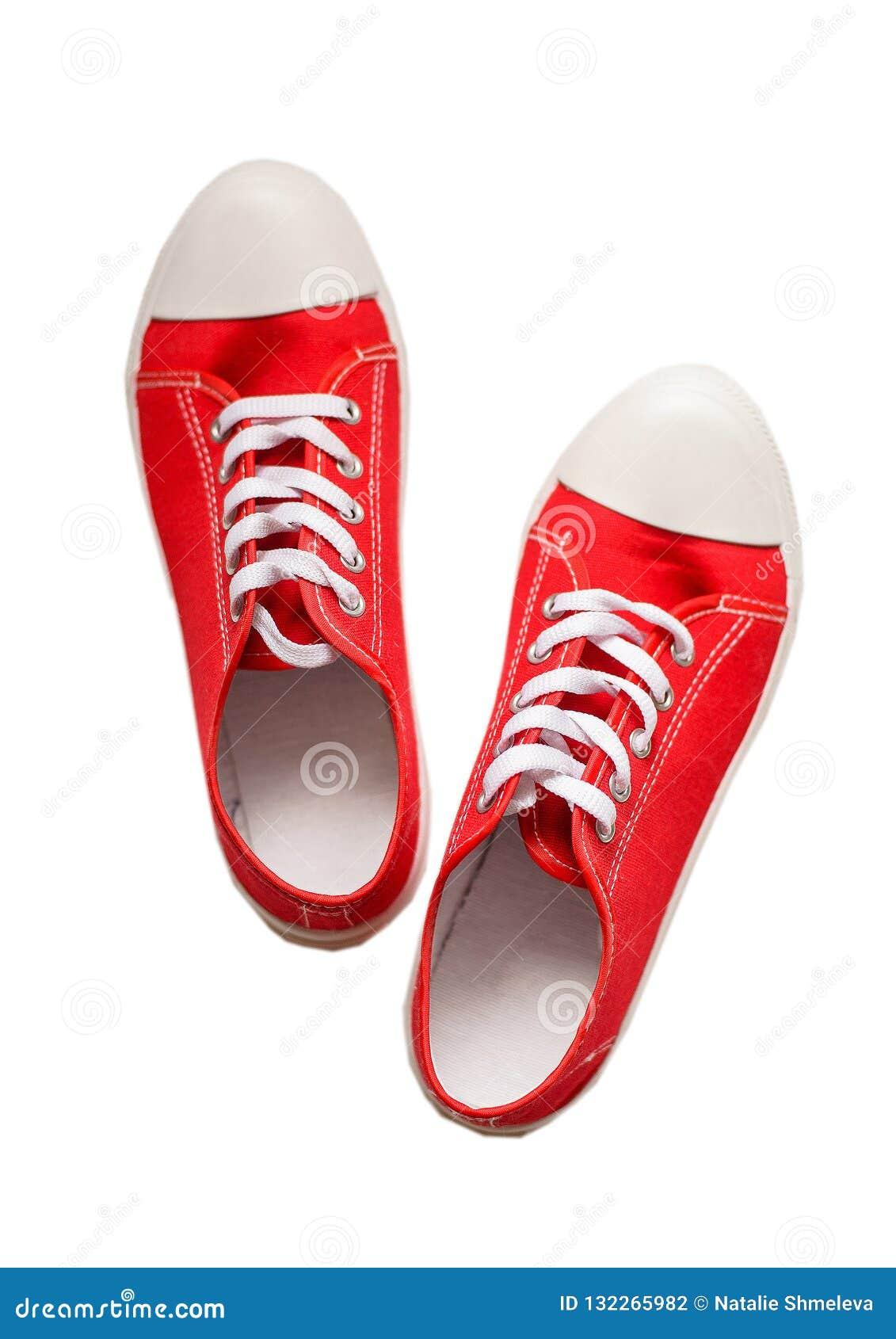Los zapatos modernos aislaron