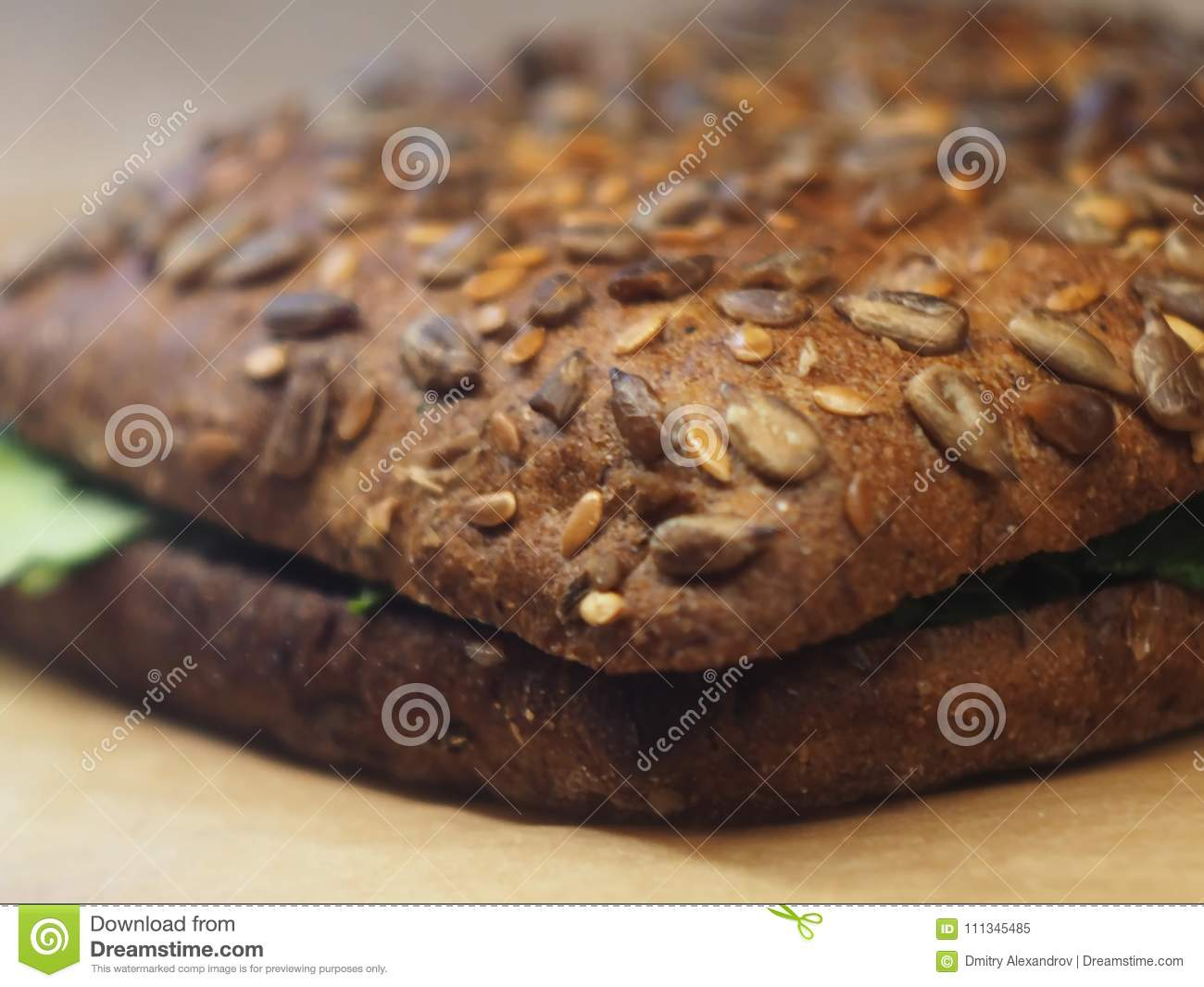 Healthy Lifestyle Fitness Food Useful Stock Image Image Of Seeds