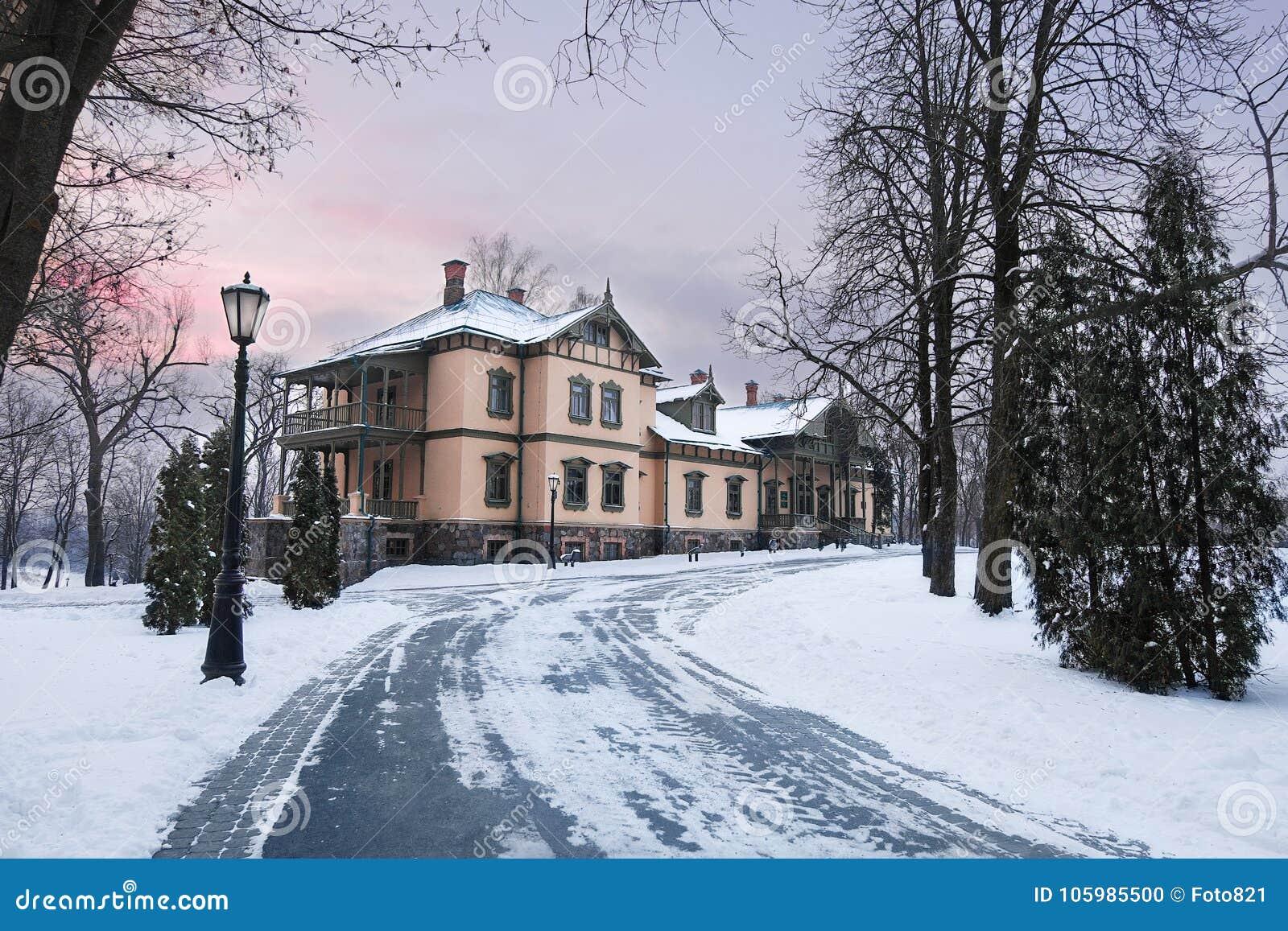 Loshitsa Manor, Belarus, Minsk