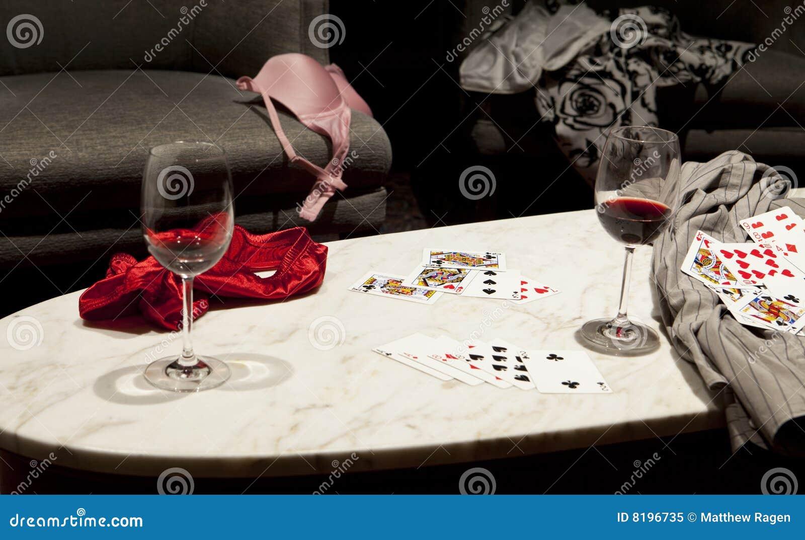 Poker outcomes