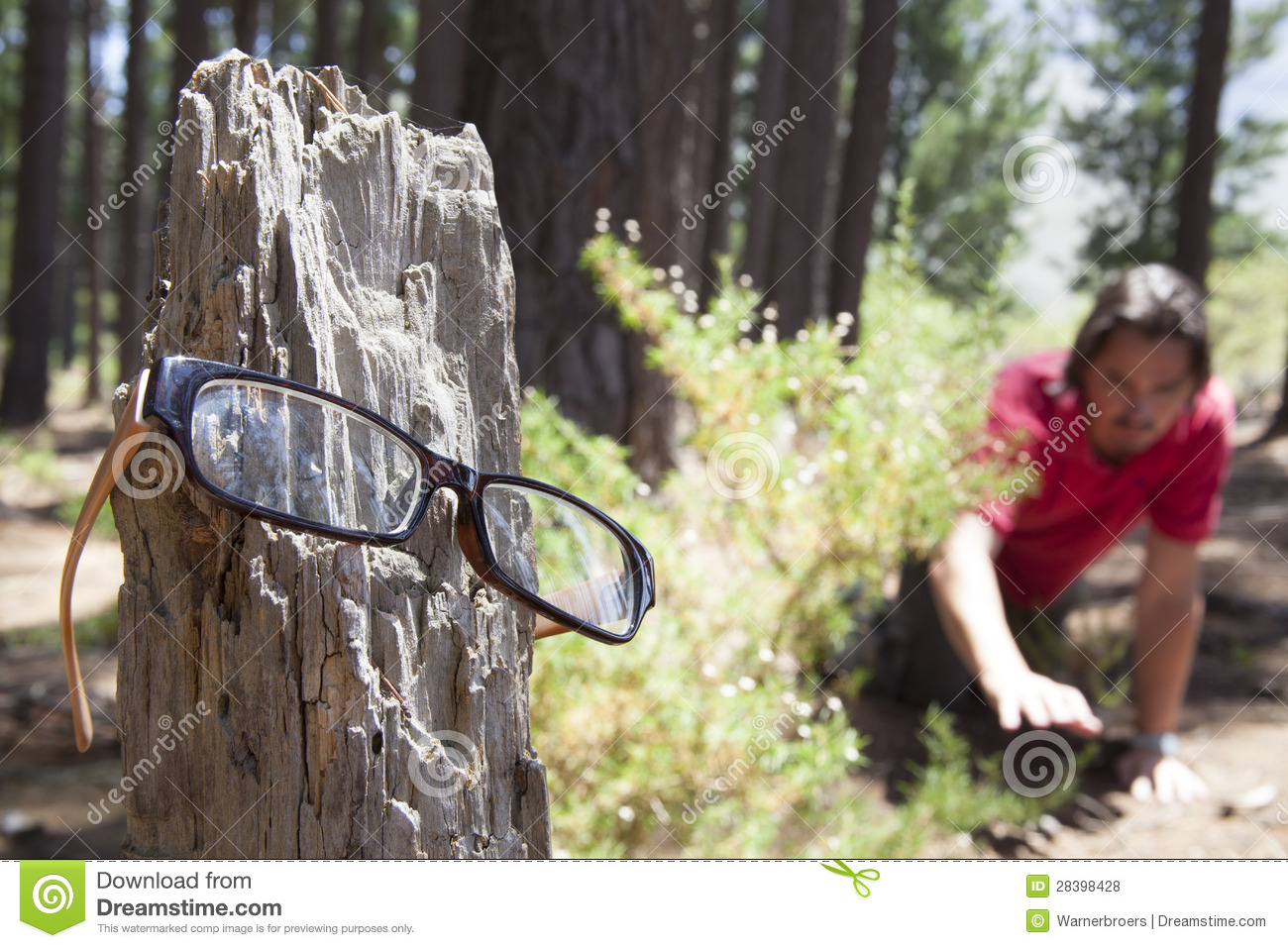 how to find my lost glasses
