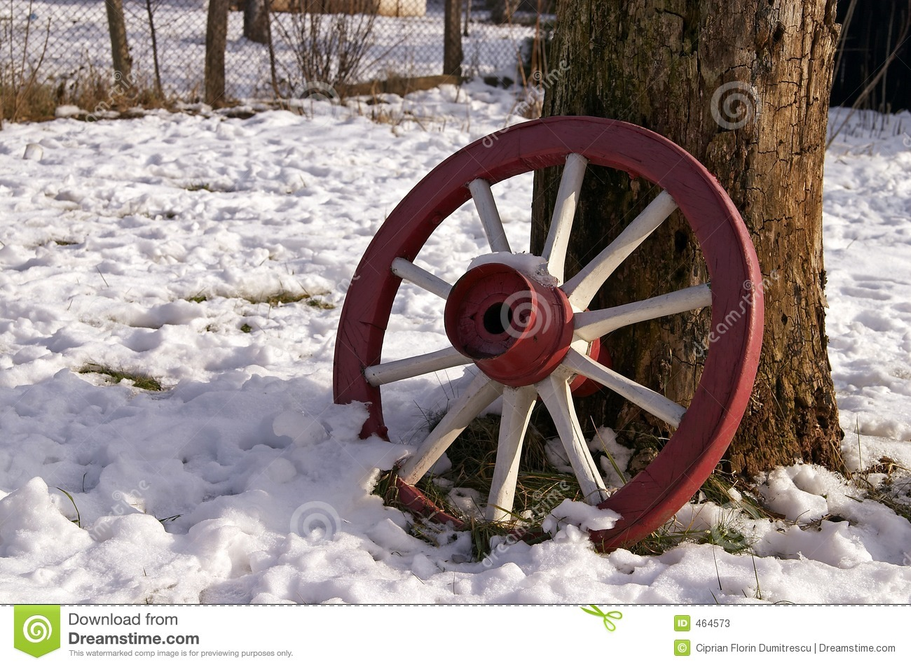 Lost Red Wheel