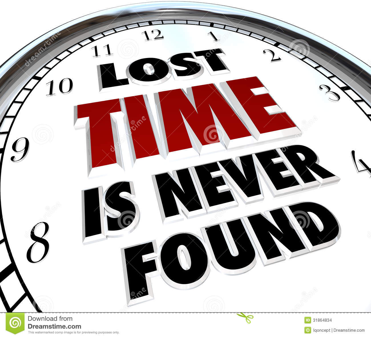 Time wasted is never regained essay writer