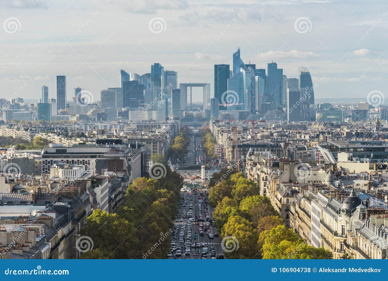 Losu Angeles Defence de Paryż