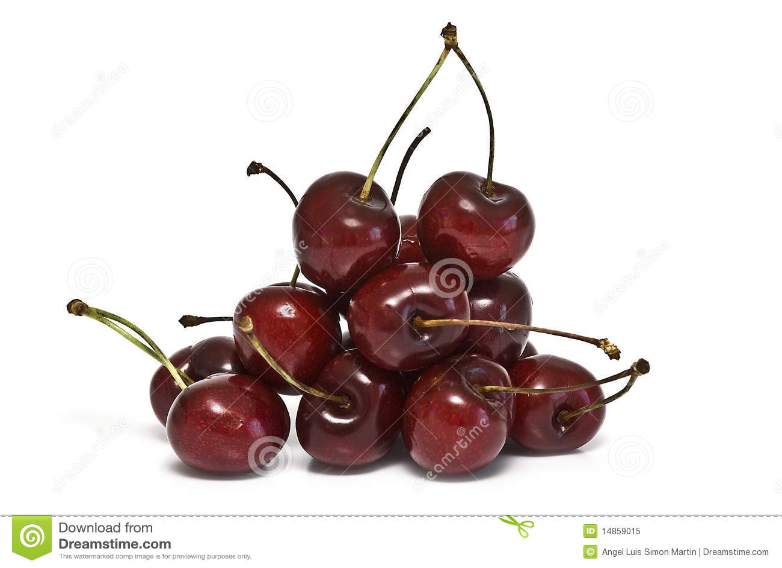A lot of cherries.