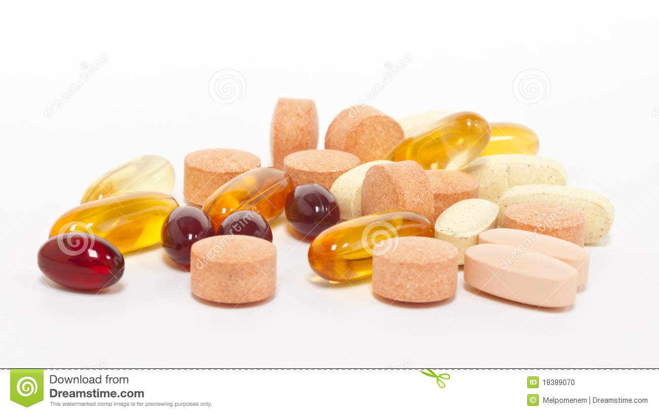 A lot of supplements