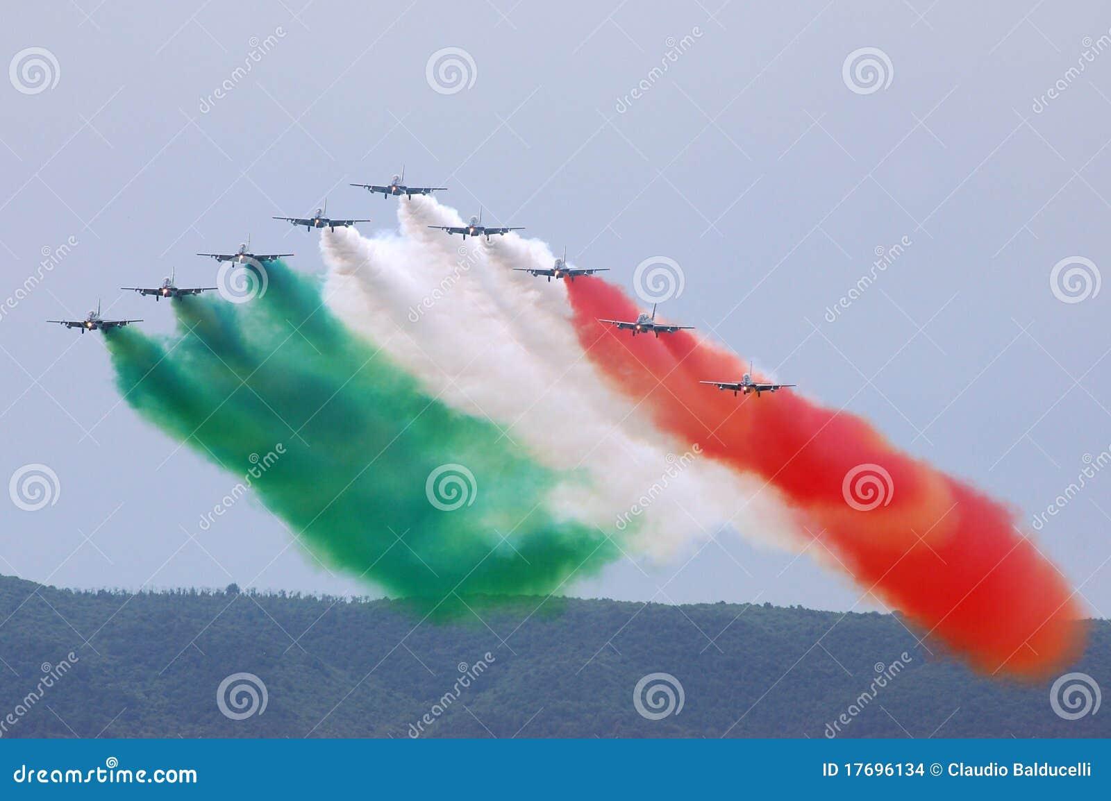 Lota frecce tricolori
