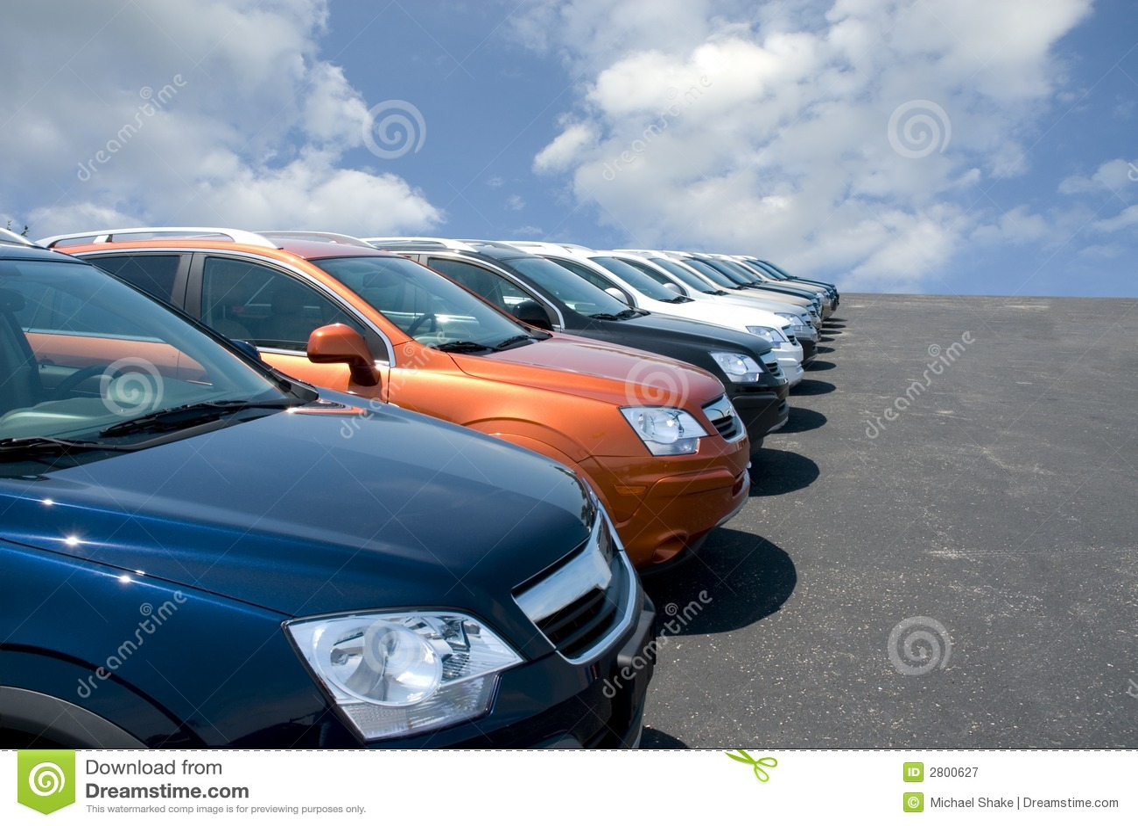 Lote do carro
