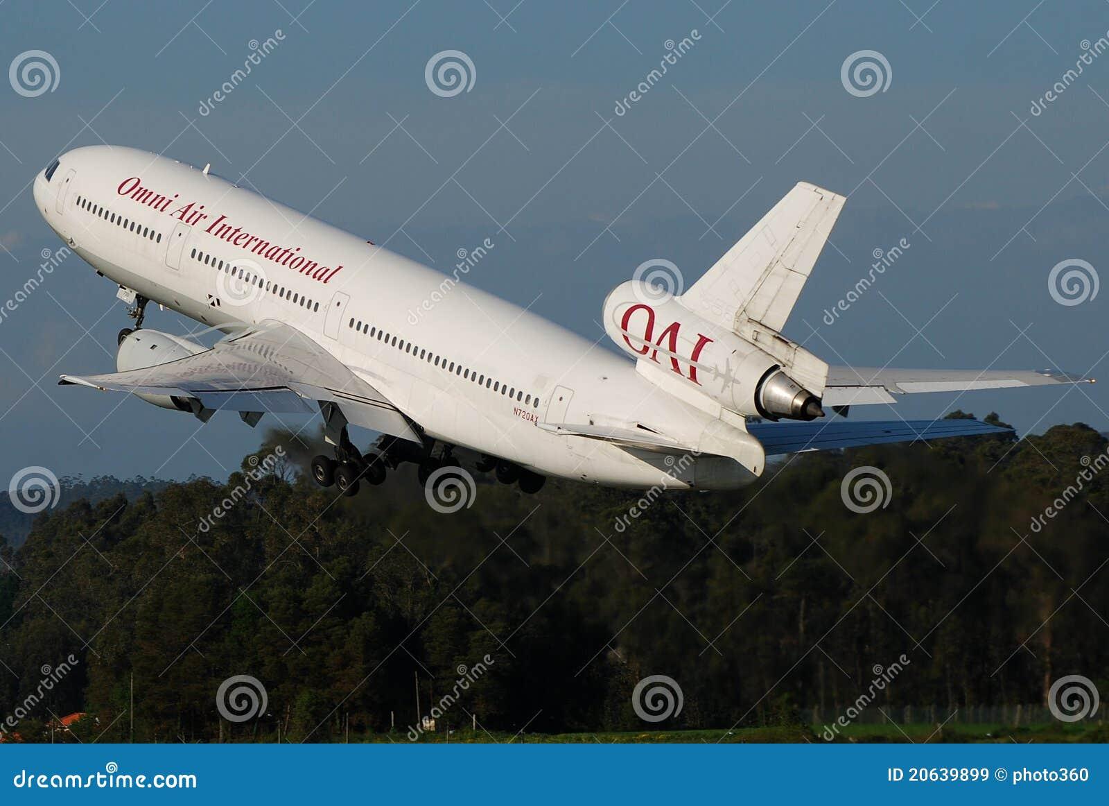 Lotniczy międzynarodowy omni
