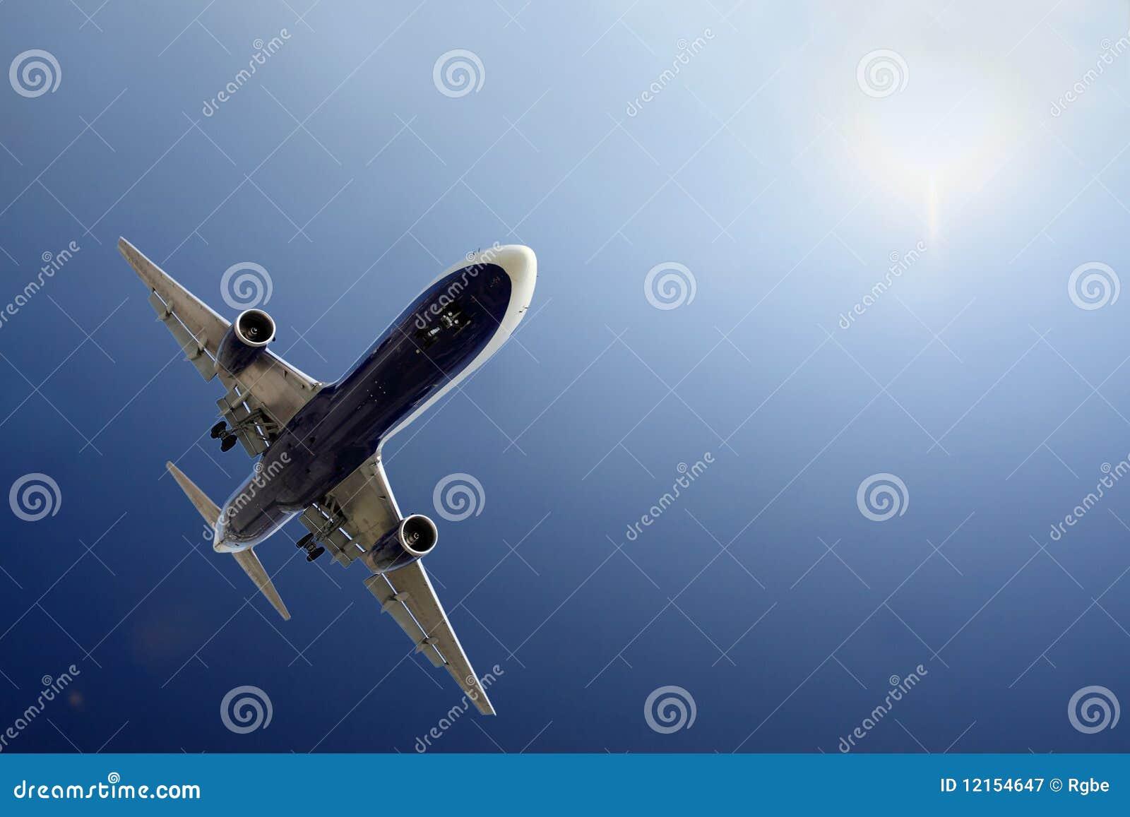 Lotniczy samolot