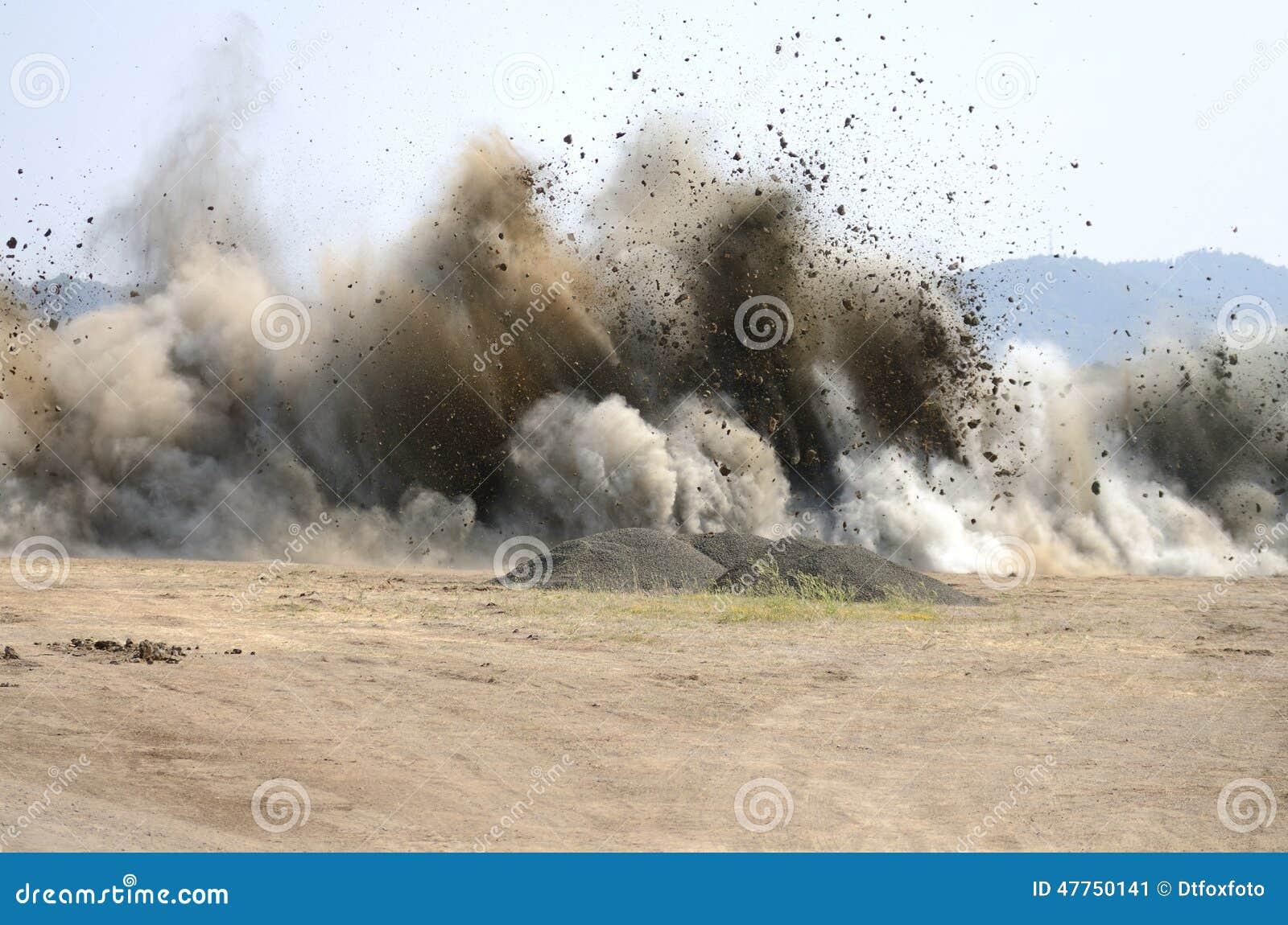 Lotniczy wybuch