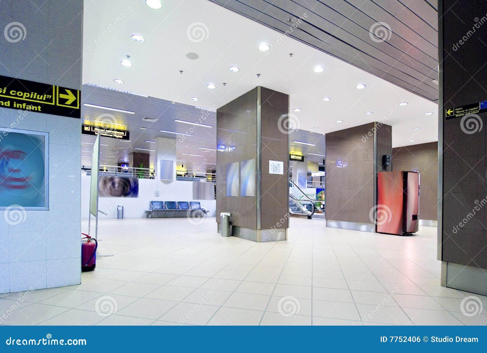 Lotniskowa sala