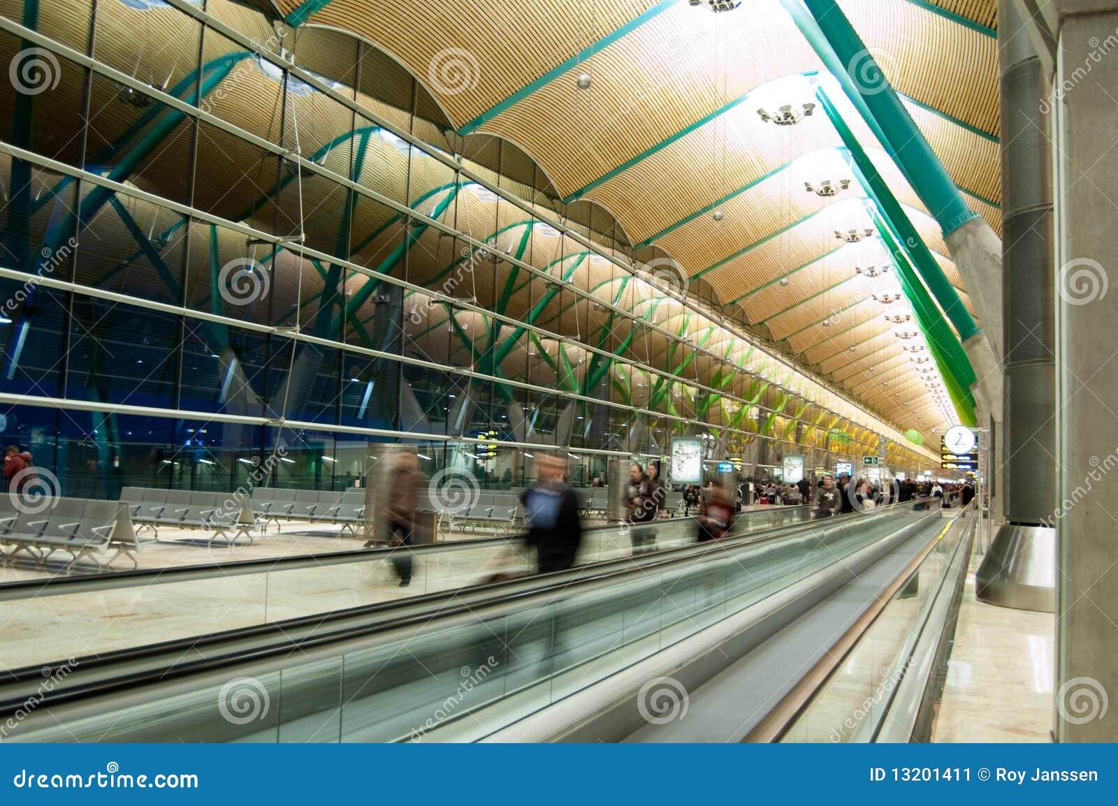 Lotniskowy terminal