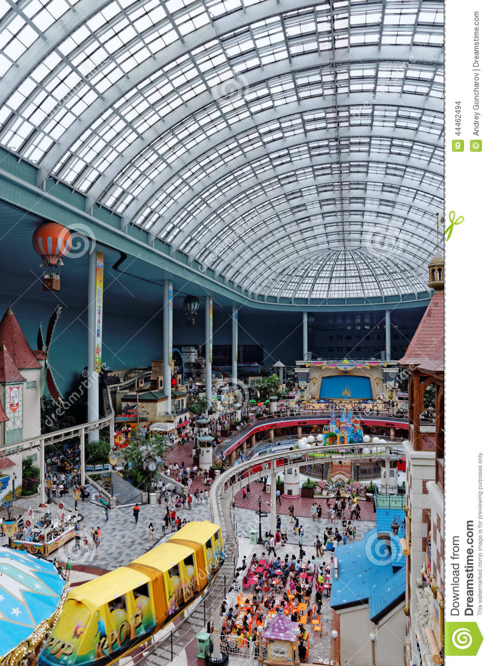 Lotte world theme park seoul korea editorial stock image image download comp gumiabroncs Images