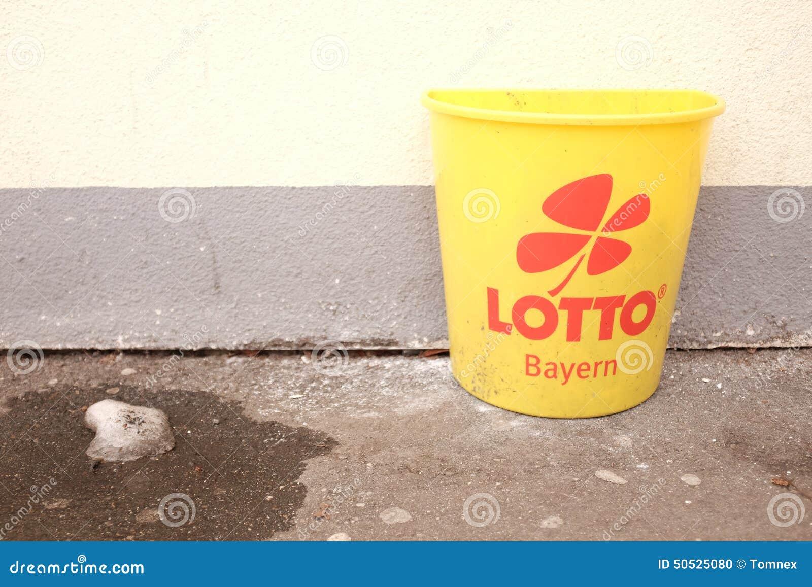 Lotto Bayern Editorial Image Image Of Bavarian Germany 50525080