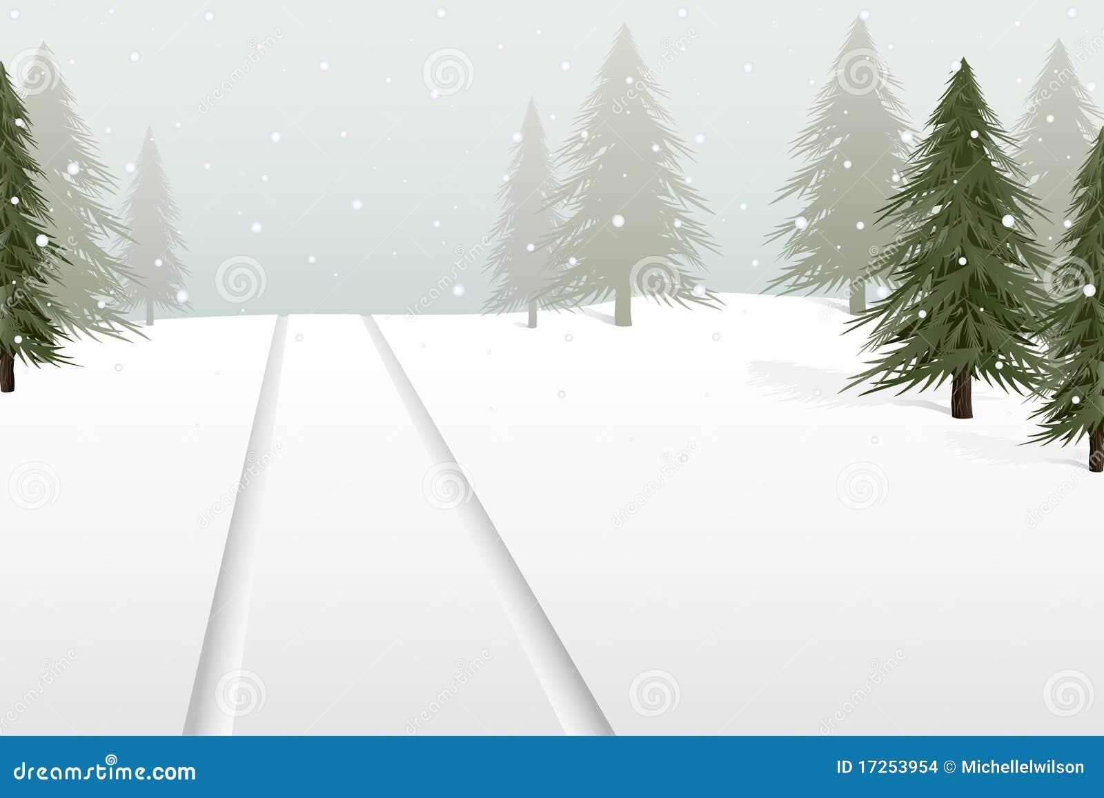 Lotto dell albero dello Snowy