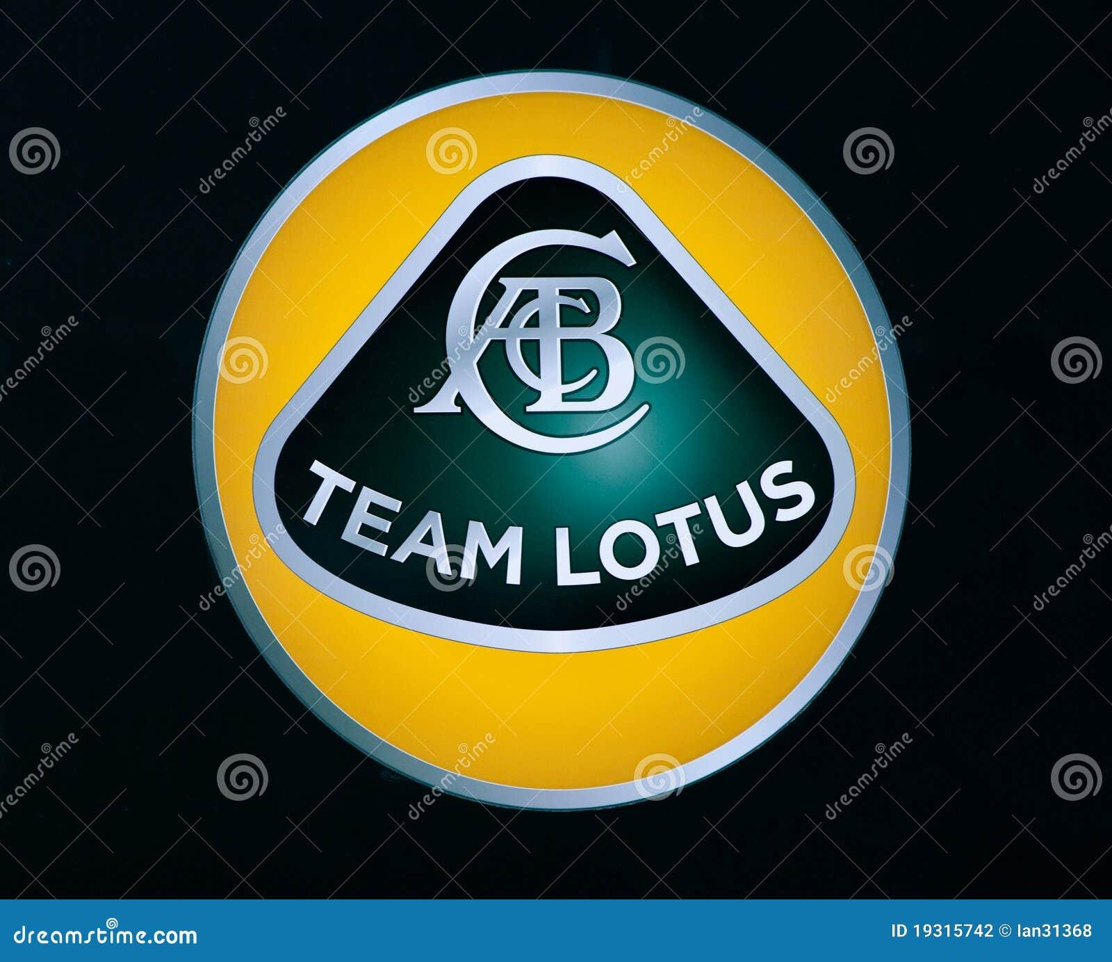 Lotus F1 Logo Editorial Photography Image 19315742