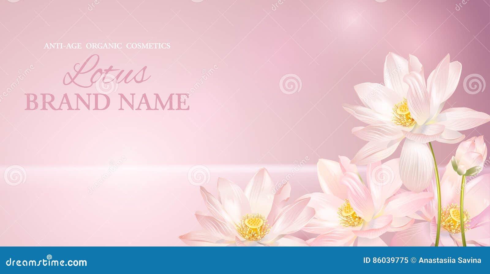 Lotus flower banner stock vector image 86039775 royalty free vector download lotus flower dhlflorist Gallery