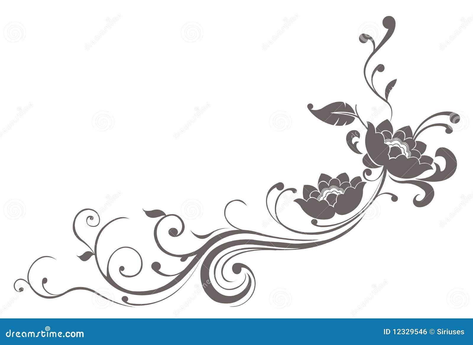 Lotus flower pattern stock illustration illustration of botanical lotus flower pattern izmirmasajfo