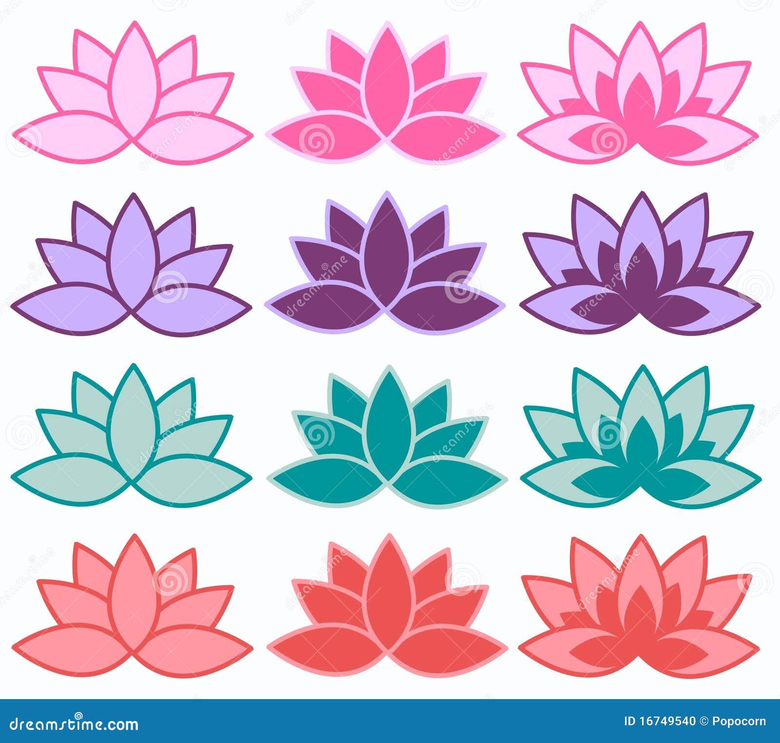 Simple lotus flower graphic comousar simple lotus flower graphic izmirmasajfo