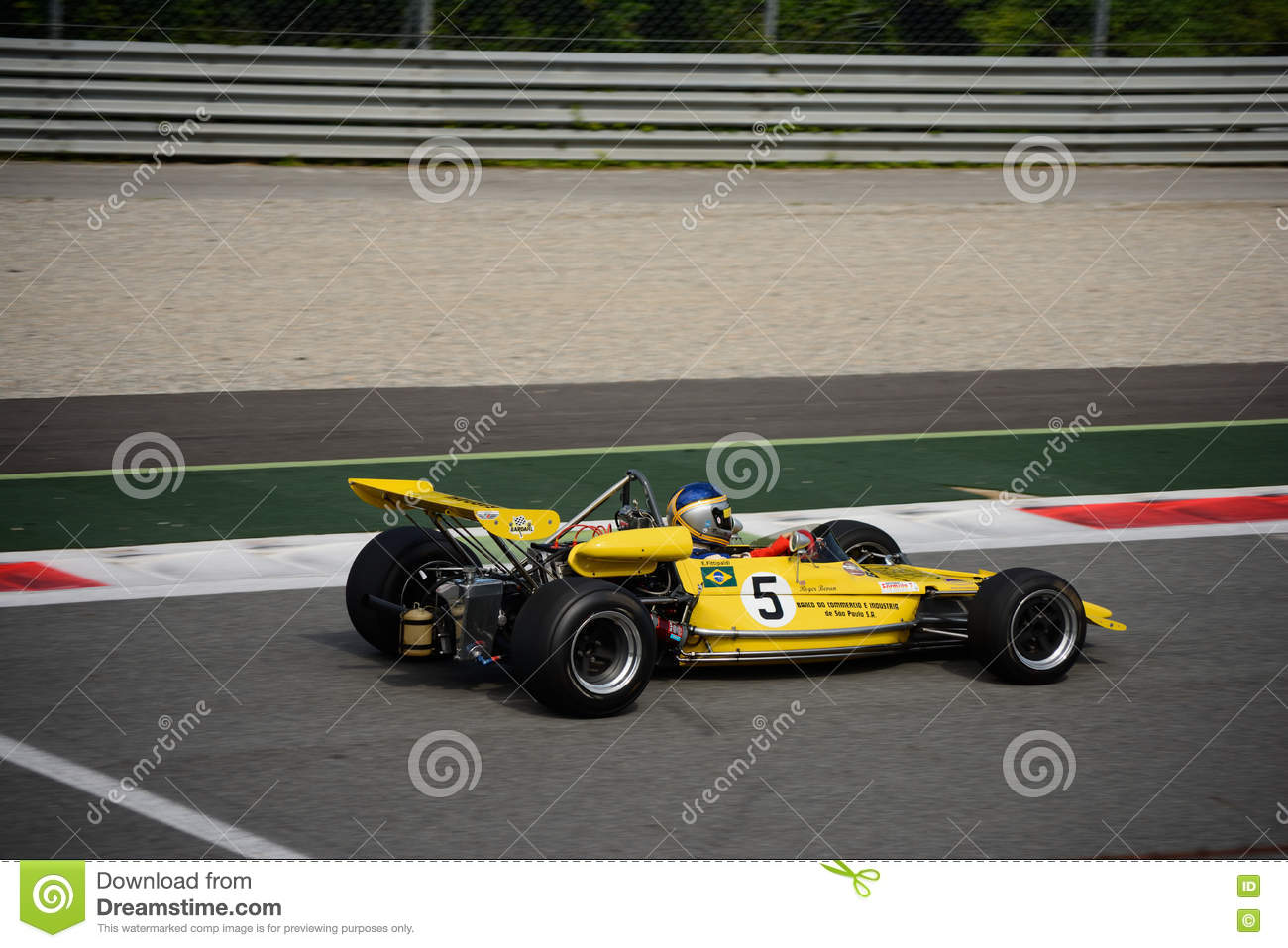 1971 Lotus 69 Formula 2 editorial photography. Image of 1971 - 73827387