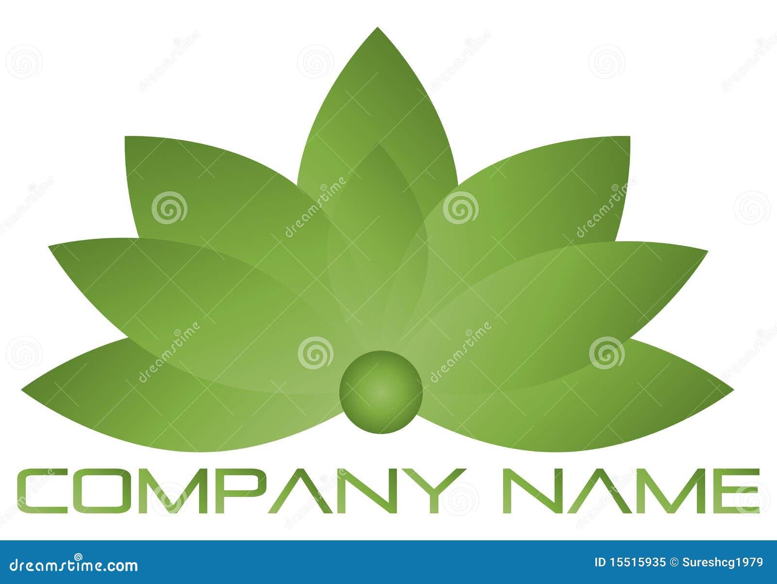Lotus Logo Stock Vector Illustration Of Symbol Card 15515935