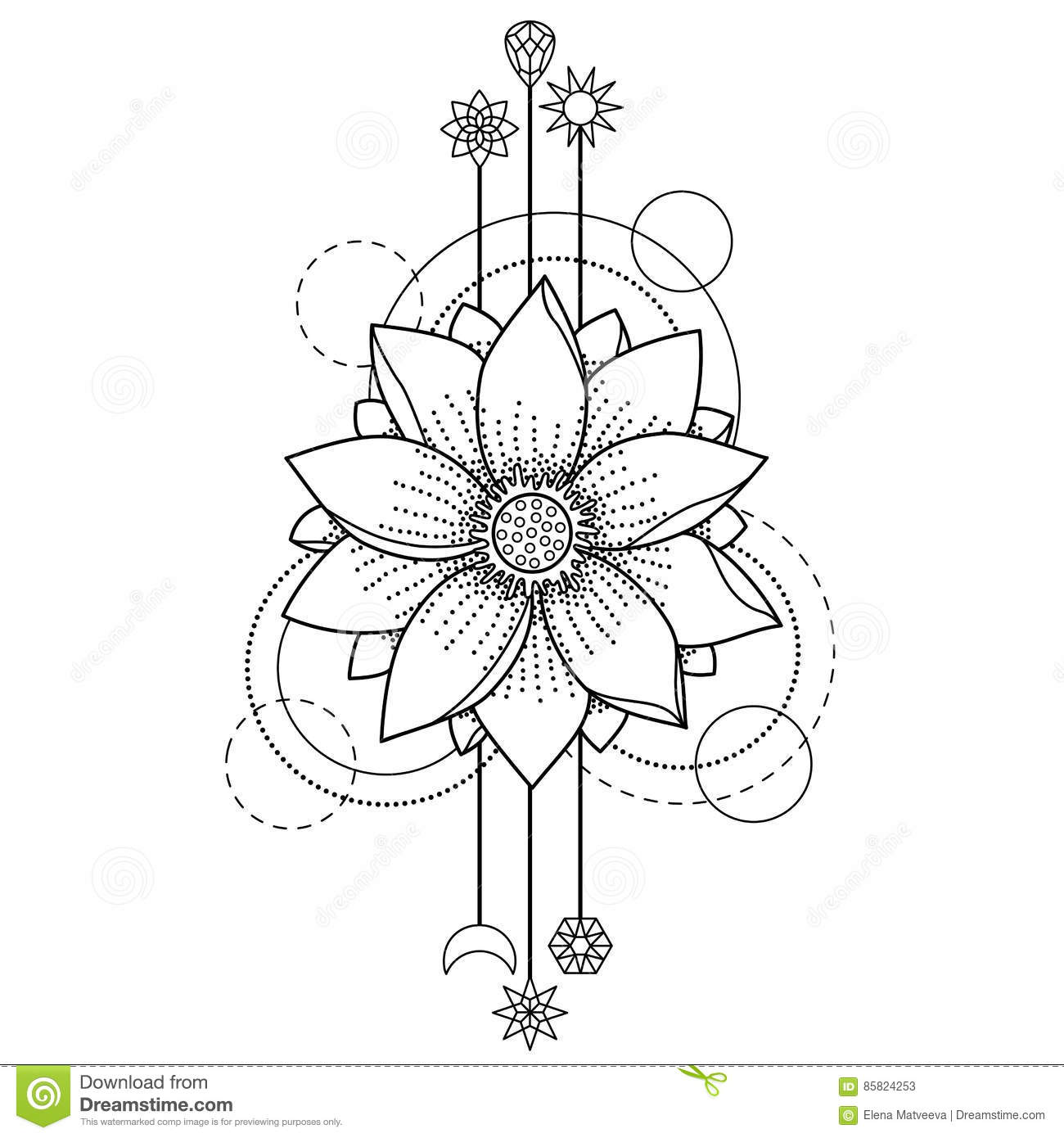 abstract space coloring pages - photo#20