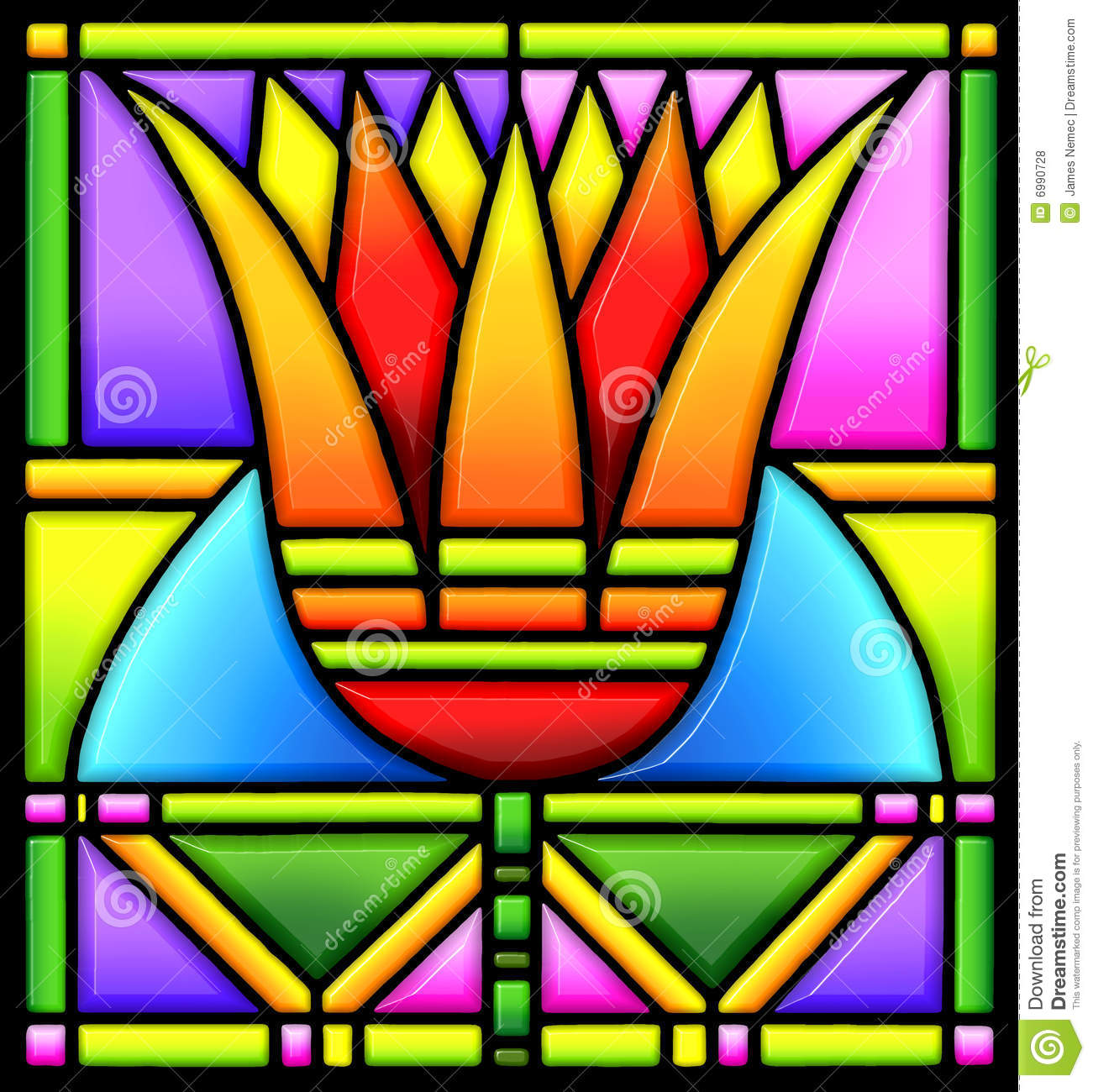 free clipart stained glass window - photo #22