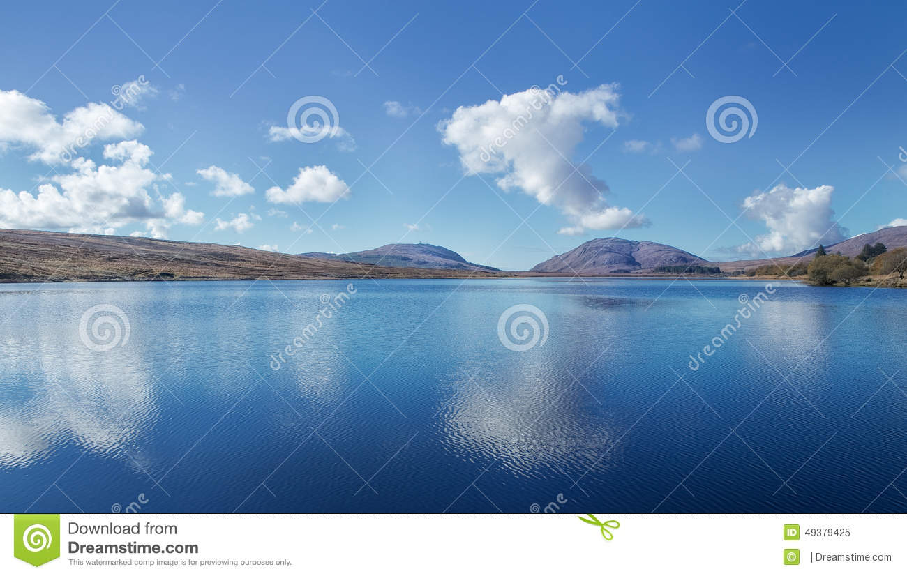 Lough Mourne, Barnesmore, Co Donegal Irland