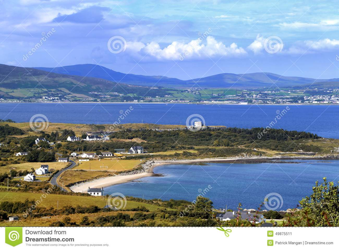 LoughSwilly strand