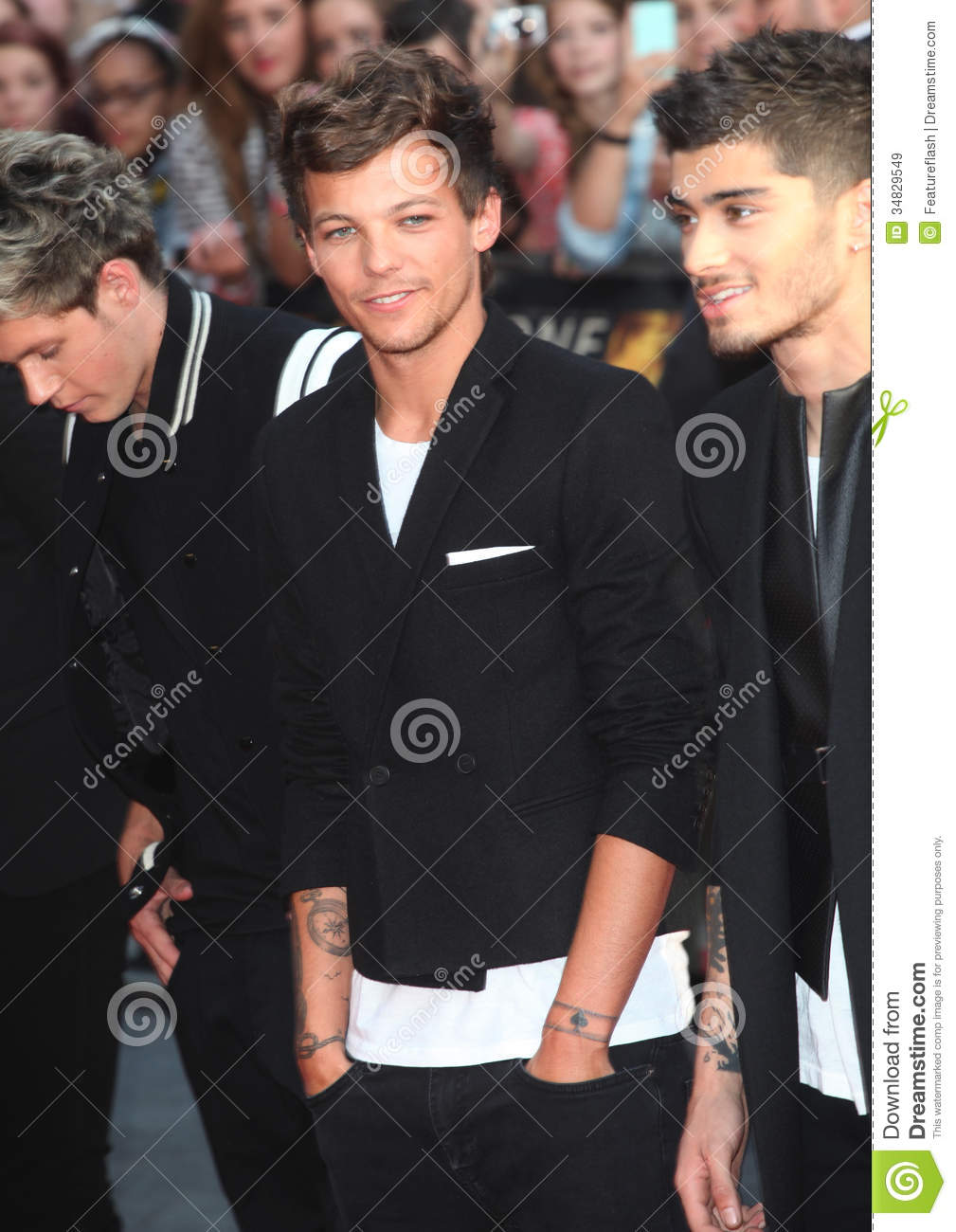 Louis Tomlinson,One Direction