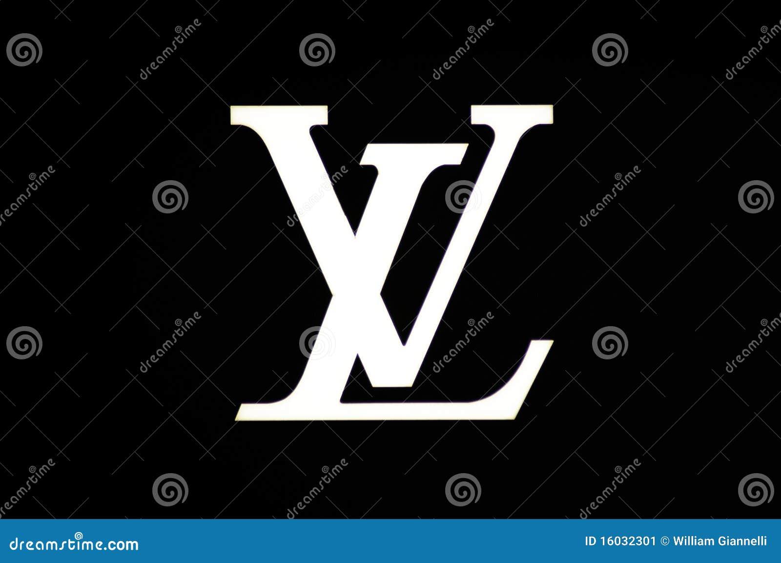 79dc7cbeebe00 Louis Vuitton logo editorial photo. Image of luxury