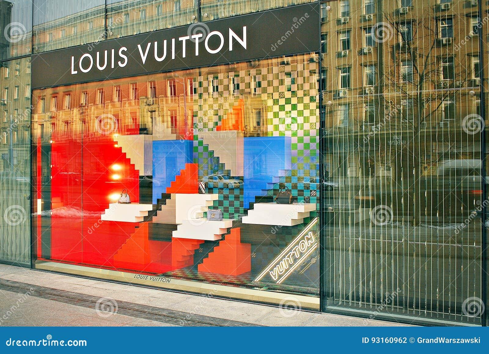 c0a8d8e80b Louis Vuitton shop editorial photography. Image of arts - 93160962