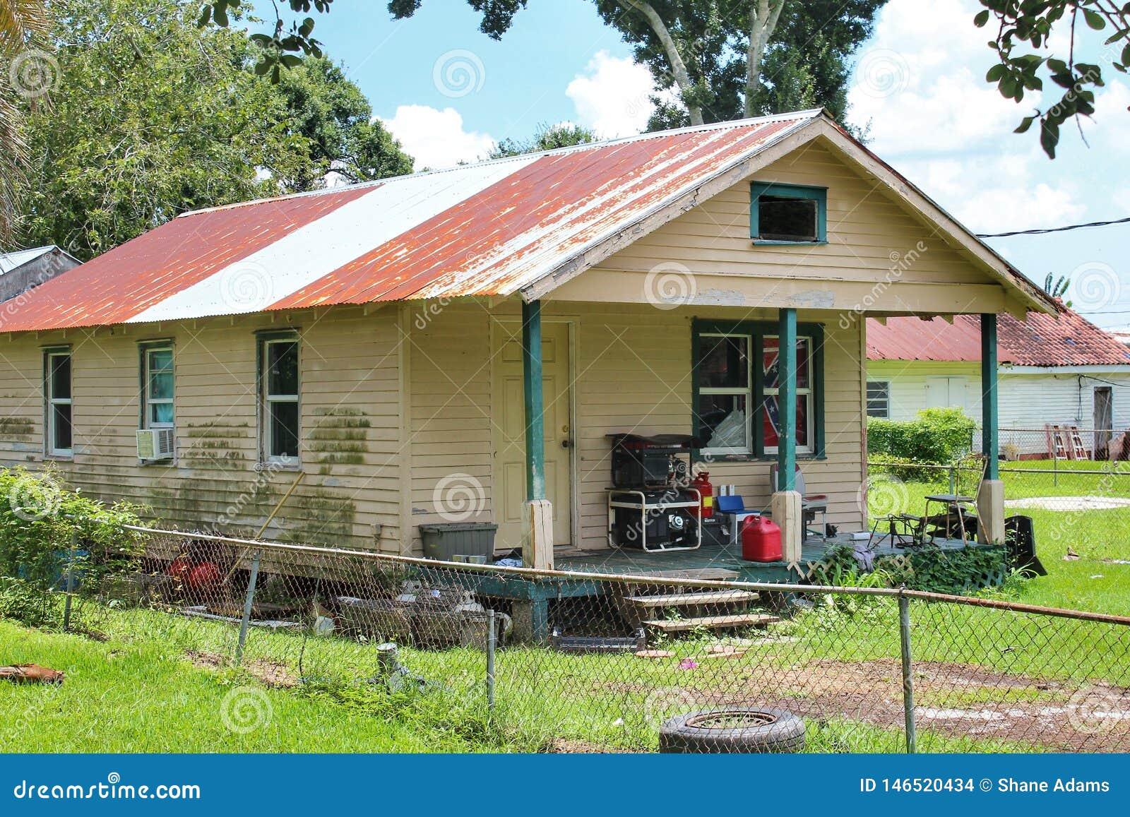 Louisiana-Haus