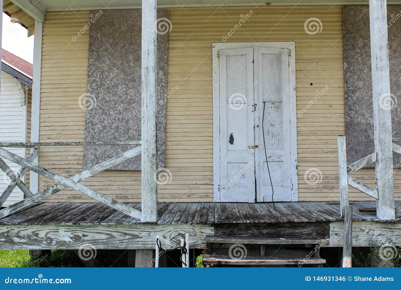 Louisiana verlie? Haus