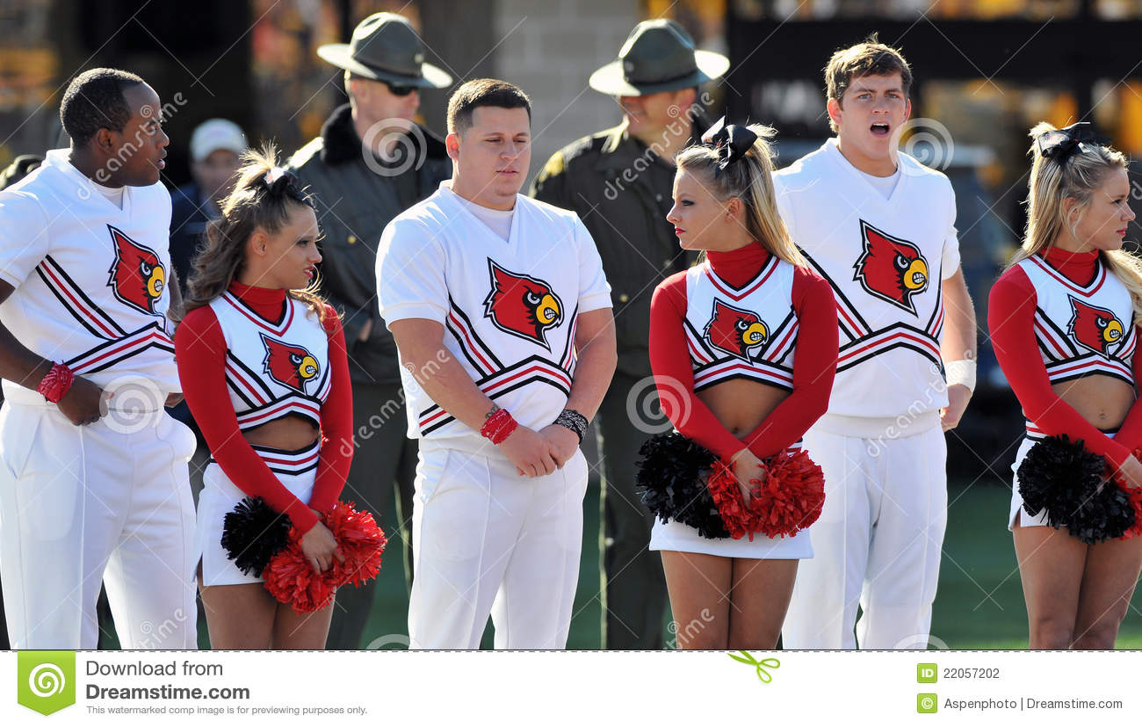 Something Louisville cardinals cheerleaders