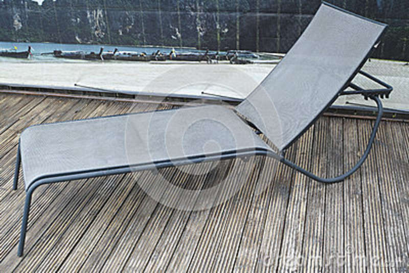 Lounge Chair Stock Photo Image 42291362