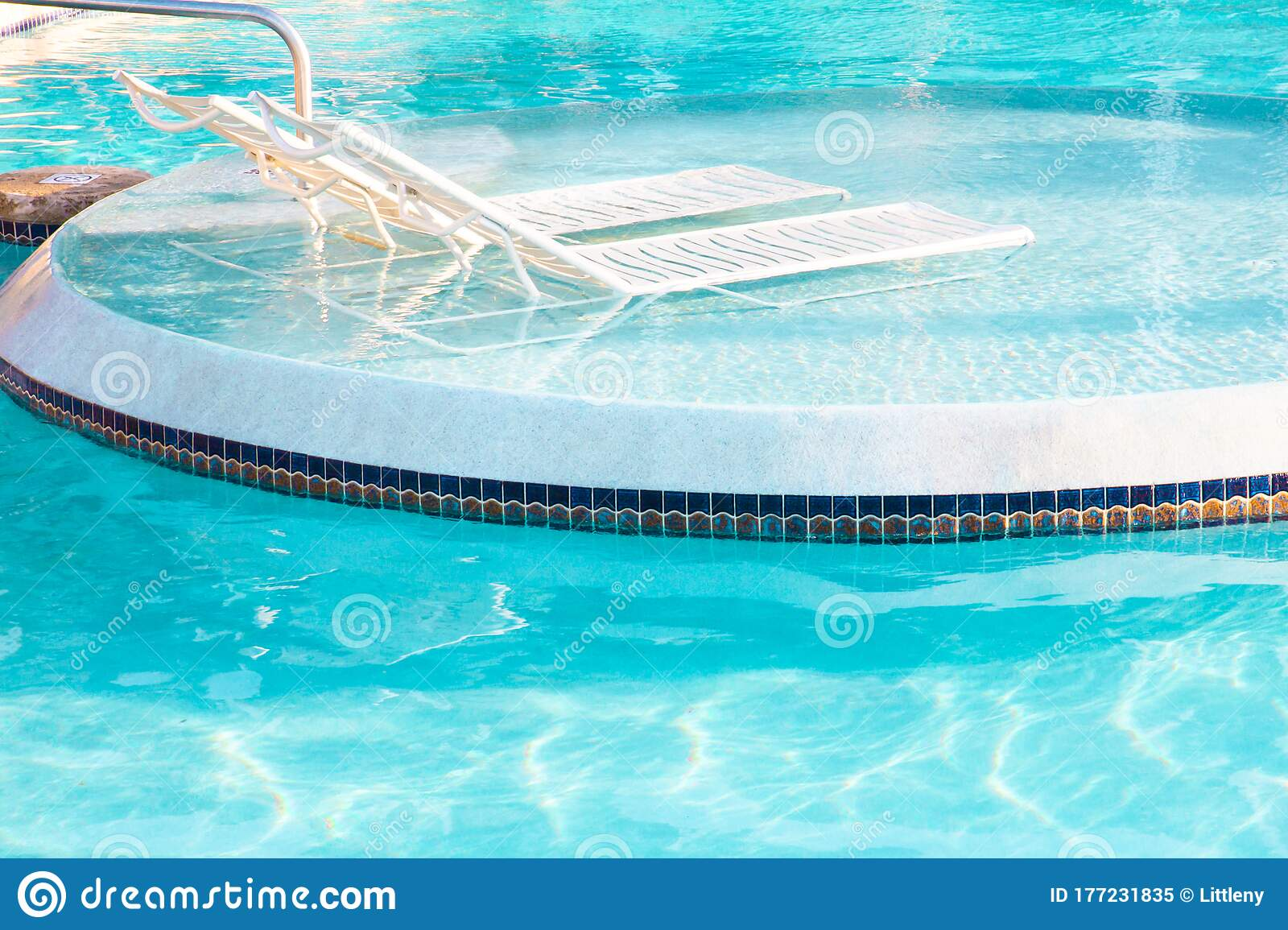 Outdoor Natural Gas Fire Pit Table, Lounge Chairs At Luxury Hotel Swimming Pool Stock Image Image Of Luxury Chairs 177231835