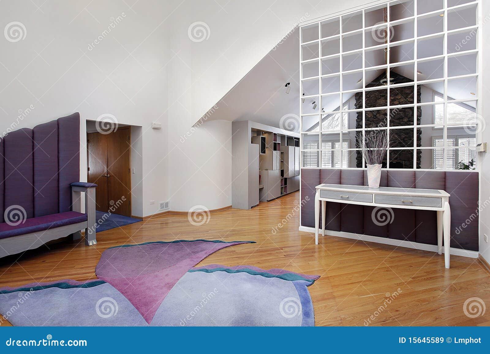 Lounge in eigentijds huis royalty vrije stock afbeeldingen beeld 15645589 - Gevel eigentijds huis ...